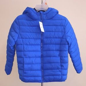 George Boys Winter Puffer Jacket Size Med 7-8 NEW